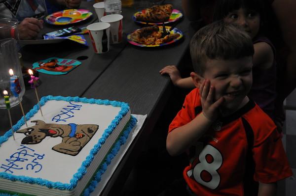 Ryans 3rd Birthday
