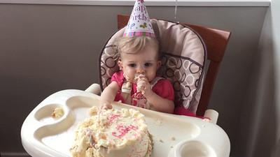 Jenna's 1st Birthday