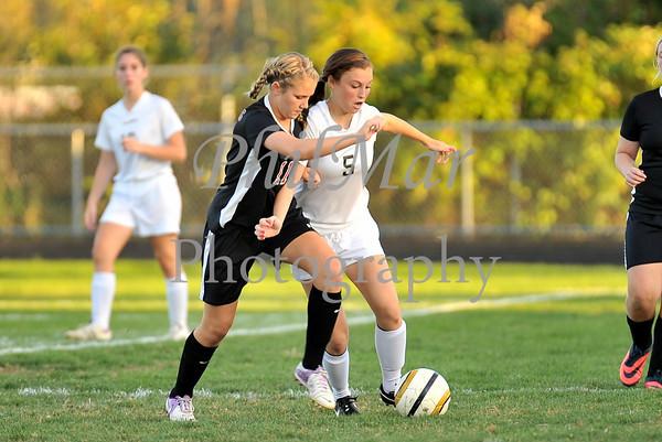 JV - Berks Catholic vs Schuylkill Valley Girls Soccer