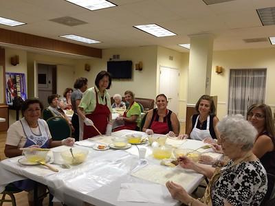 Fall Food Festival workshops 2016
