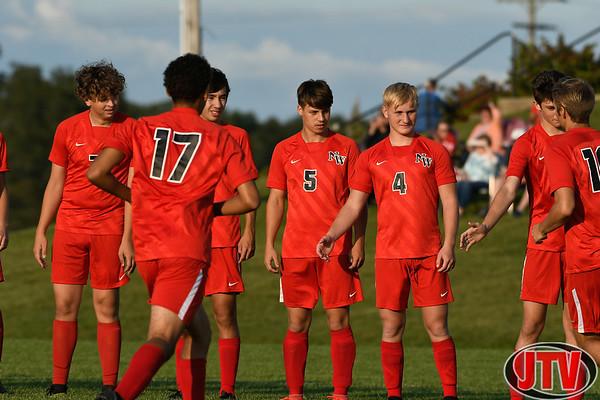 Soccer Marshall at Northwest 09-09-2021