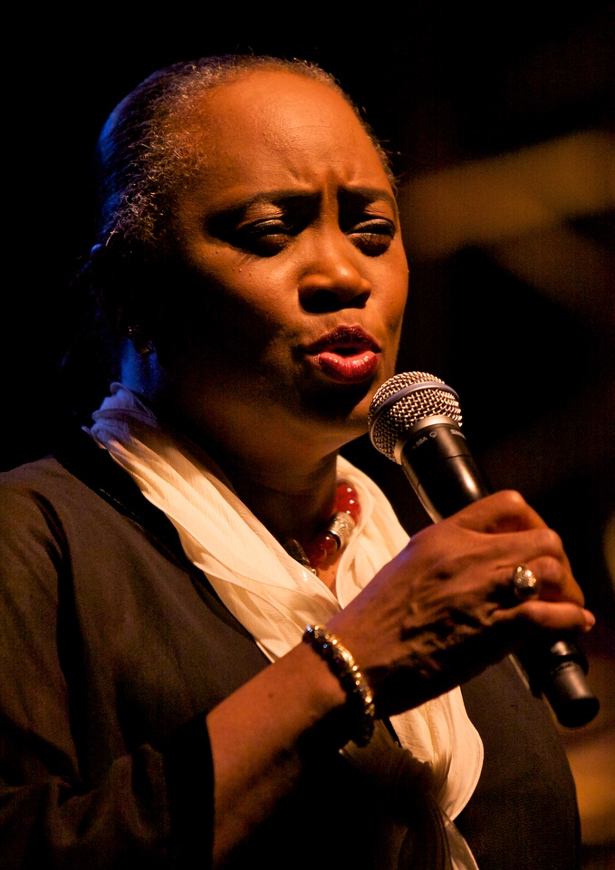 Barbara Hendricks at Cimiez