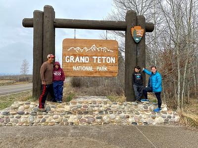 2021 Grand Tetons - MT