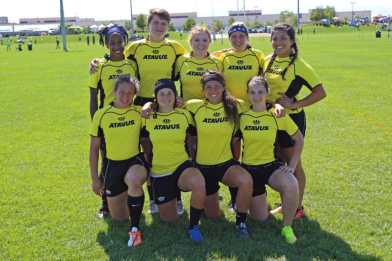 ATAVUS Yellow 2015 Denver Seven's Rugby Tournament