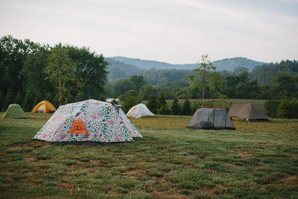 Sequoia Camp - SBC