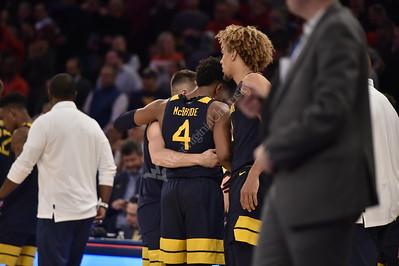 36254 Men's Basketball vs Saint Johns December 2019