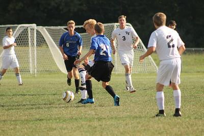 Soccer vs. CVCA