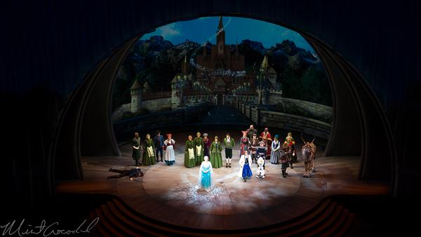 Disneyland Resort, Disney California Adventure, Hollywood Land, Frozen, Live, Hyperion, Theater