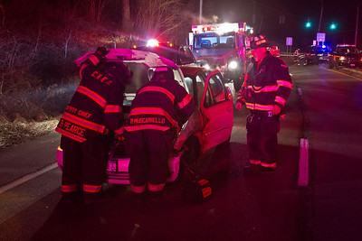 2-21-12 MVA, Route 9 At Roa Hook Road