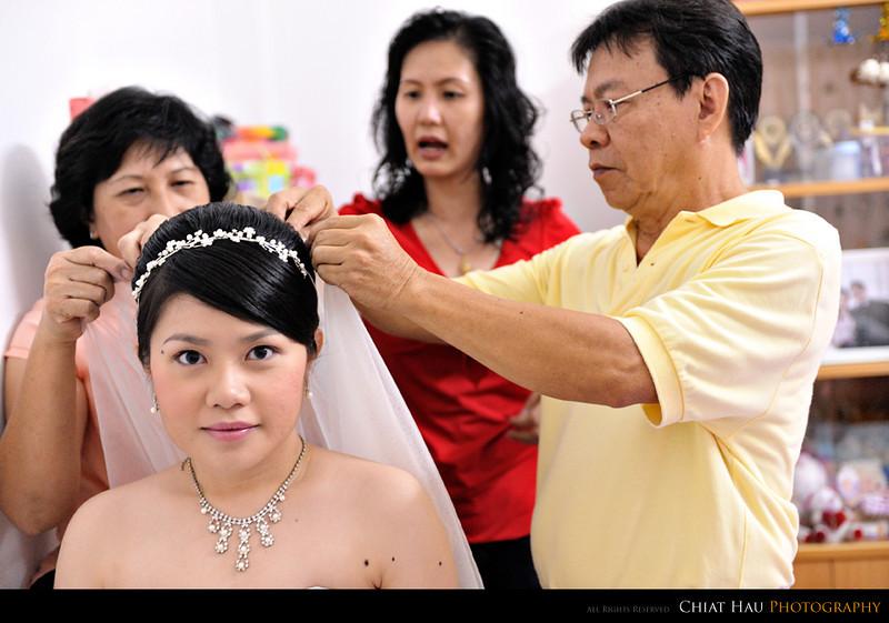 Fang Ying parents