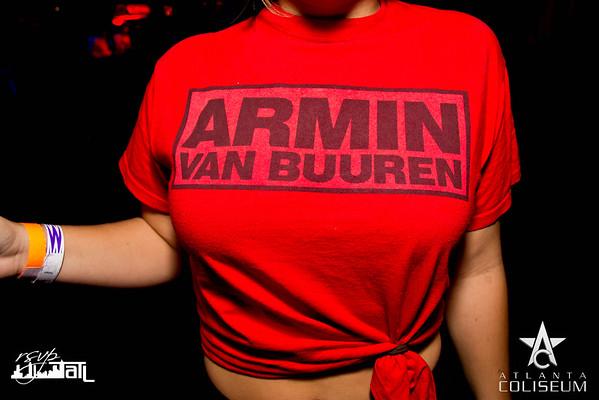 Wild Bill's & Armin Van Buuren | Friday 10-12-12