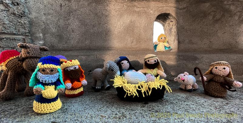 Crochet Christmas Creche Creations
