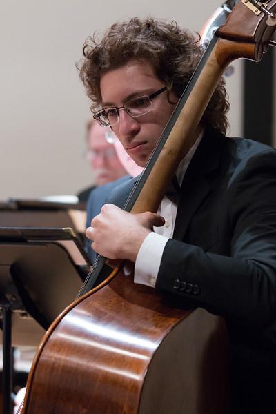 Omar Hafez -- Hopkins Symphony Orchestra, April 2017