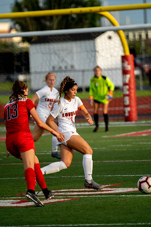 Varsity Girls Soccer vs Lakota West (TD)