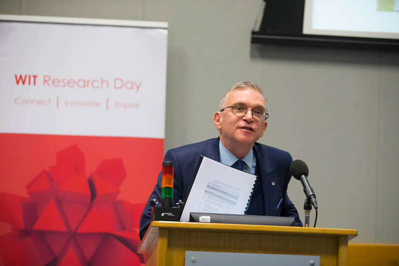 Research Day 2017. Picture: Patrick Browne