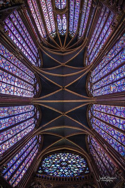 Sainte Chapelle, Paris, France