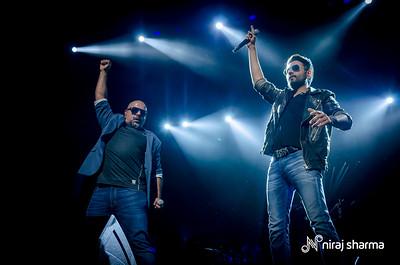 Vishal Shekar Concert 2016