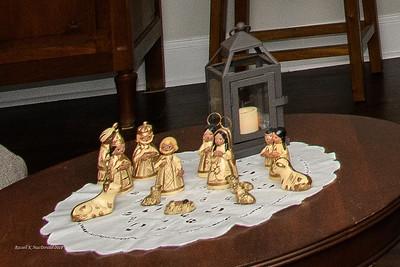 2018-12-21 Choir Christmas Party