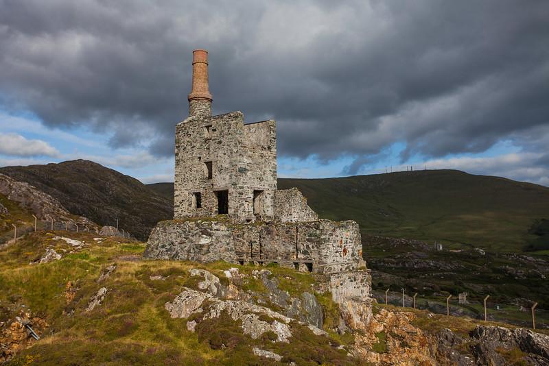 Allihies Copper Mine, Beara, Ireland