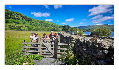 005 - Patterdale To Aira Force Walk, Cumbria, UK - 2021.