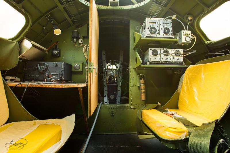 B-17 Radio/Navigator