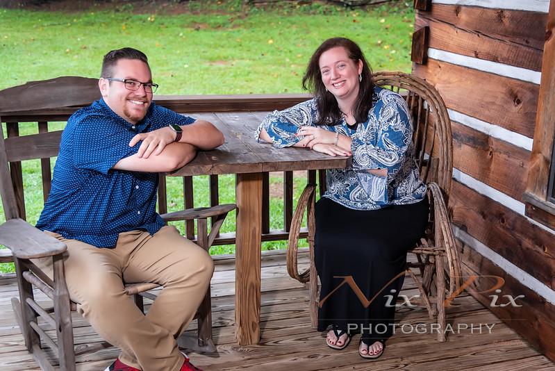Carrie and Eddie - Engagement iPix