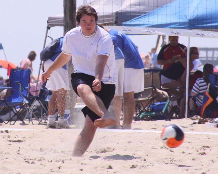 Ocean City Beach Tournament - Game 2
