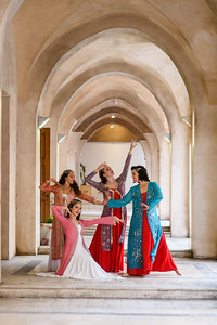 Dance in Jafafa - Mor Geffen and Company