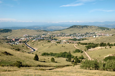 Colorado: Cripple Creek & Victor Railroad, 2008