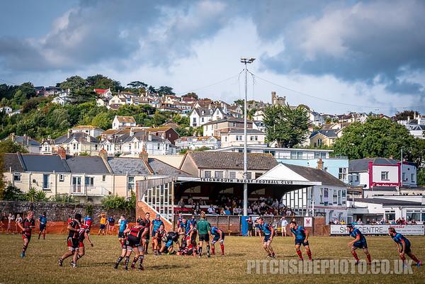 Teignmouth RFC v Devonport Services RFC