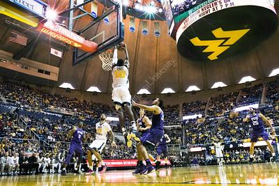 32995 Men's Basketball Action TCU January 2017