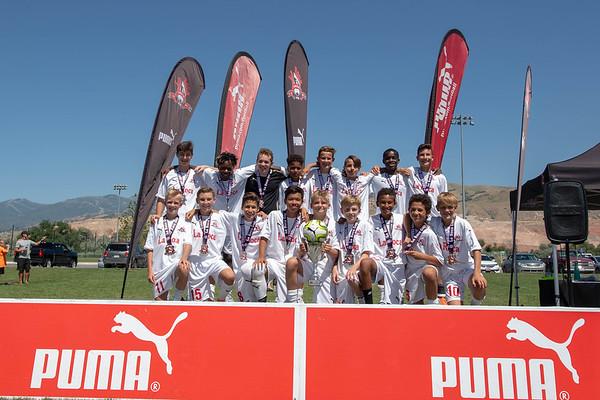 2019 U14 LaRoca South Soccer Club