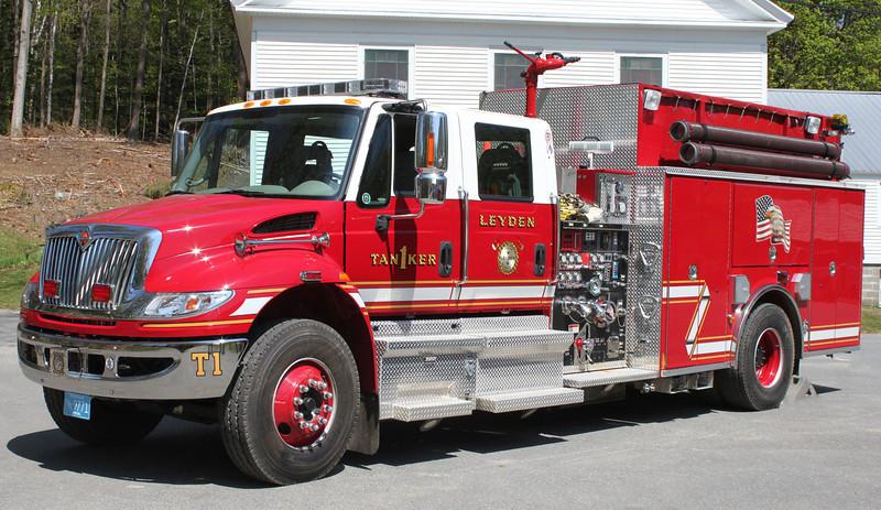 Tanker 1 2008 International/Pierce 1250/1500