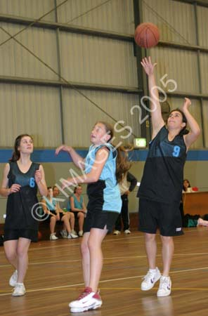 Nepean Girls Game Saturday 28-5-05