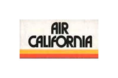 Air California 1967 - 1981