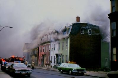 West 3rd & D Sts 11/17/1978