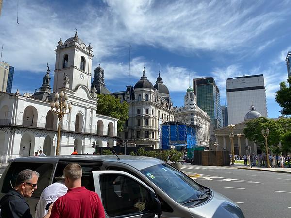 Buenos Aires - Plaza de Mayo