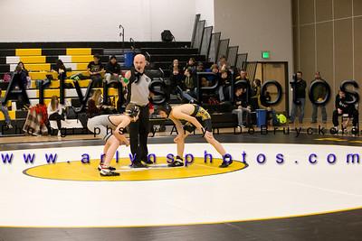 Hutch Wrestling vs Orono
