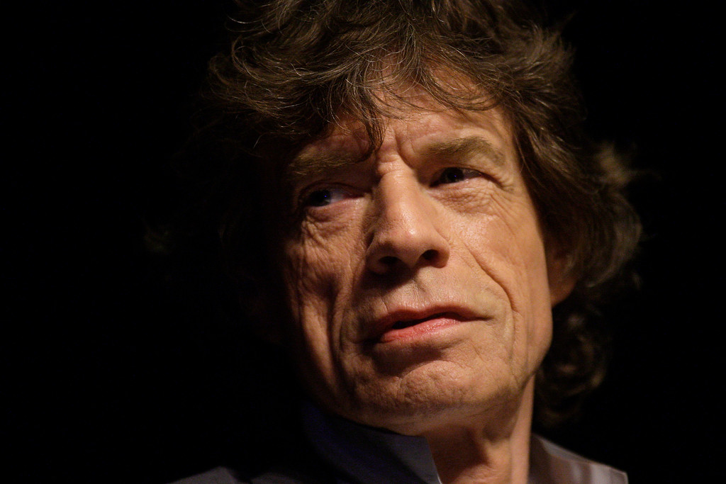 """. Musician Mick Jagger attends the screening of \""""Stones in Exile\"""", at the 63rd international film festival, in Cannes, southern France, Wednesday, May 19, 2010. (AP Photo/Joel Ryan)"""