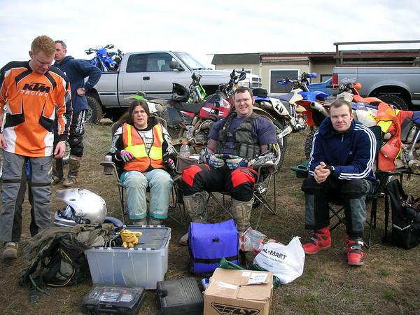 08-03-09 6 HOUR TEAM RACE