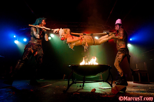October 2010 - Goblin King's Court of DisOrder - Performers