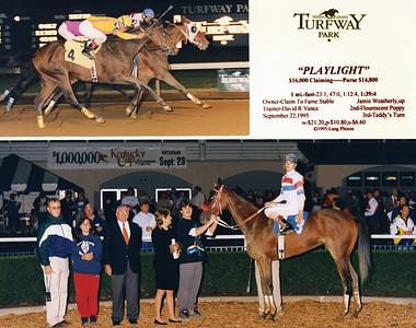 PLAYLIGHT - 9/22/1995