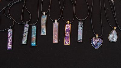 Acrylic skin Jewellery