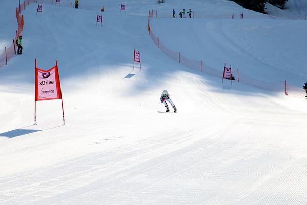 Jugend Schnee Sport Tage