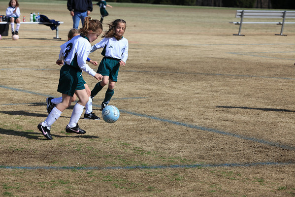 Dacula Soccer Girls