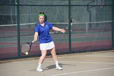 Girls Tennis B –2015