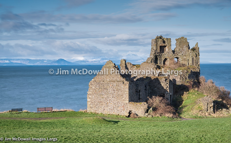 The Ancient Castle of Dunure