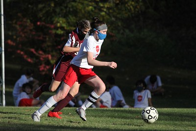 LTS M.S. Girls Soccer vs Arlington photos by Gary Baker