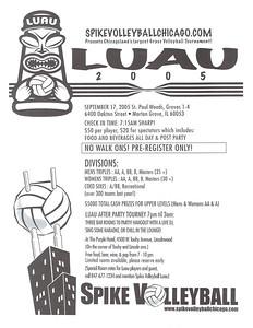 20050917 Spike Volleyball Luau