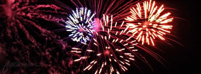 Fireworks July 2015